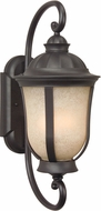 Craftmade Z6120-92 Frances II Oiled Bronze Outdoor Large Wall Sconce Lighting
