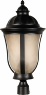 Craftmade Z6125-92 Frances II Oiled Bronze Exterior Post Light Fixture