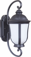 Craftmade Z6160-92-NRG Frances III Oiled Bronze Fluorescent Outdoor Medium Lighting Sconce