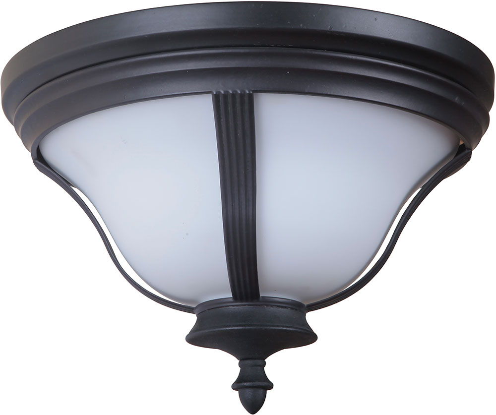 Exteriors Z6167 92 Nrg Frances Iii Oiled Bronze Fluorescent Exterior Ceiling Lighting Fixture