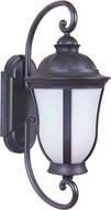 Craftmade Z6170-92-NRG Frances III Oiled Bronze Fluorescent Outdoor Large Lamp Sconce