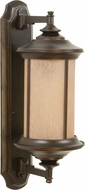 Craftmade Z6500-88 Arden Oiled Bronze Gilded Outdoor Small Wall Mounted Lamp