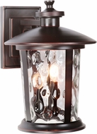 Craftmade Z7124-88 Summerhays Oiled Bronze Gilded Exterior Large Wall Lamp
