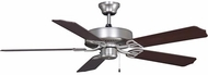 Fanimation Fans BP200SN1-220 Aire Decor Satin Nickel Ceiling Fan