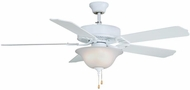 Fanimation Fans BP220MW1-220 Aire Decor Matte White Ceiling Fan