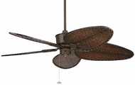 Fanimation Fans FP320OB1-220 Islander Oil-Rubbed Bronze Ceiling Fan Assembly