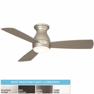 Fanimation FPS8332 Hugh LED Interior / Exterior 44  Home Ceiling Fan