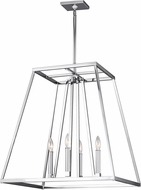 Feiss F3151-4CH Conant Chrome Foyer Light Fixture