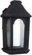 Feiss OL11503TXB-LED Ellerbee Textured Black LED Exterior Sconce Lighting