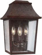 Feiss OL11901PCR Estes Old World Patina Copper Exterior Wall Sconce Lighting