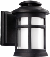 Feiss OL12500DWZ-LED Oakfield Dark Weathered Zinc LED Outdoor Wall Lighting Fixture