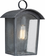 Feiss OL13301ABLK Hodges Retro Ash Black Exterior Wall Sconce Lighting