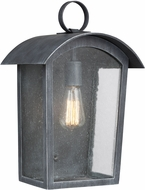 Feiss OL13302ABLK Hodges Vintage Ash Black Outdoor Wall Mounted Lamp