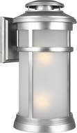 Feiss OL14303PBS Newport Painted Brushed Steel Exterior 10.5  Sconce Lighting