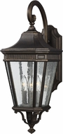 Feiss OL5422GBZ Cotswold Lane Grecian Bronze Outdoor Sconce Lighting