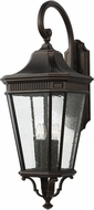 Feiss OL5426GBZ Cotswold Lane Grecian Bronze Outdoor Lamp Sconce
