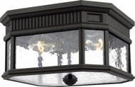 Feiss OL5433BK Cotswold Lane Traditional Black Exterior Ceiling Lighting