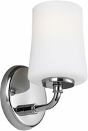 Feiss VS23601CH Jennie Chrome Wall Lighting Sconce