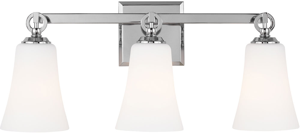 Feiss Vs23703ch Monterro Chrome 3 Light Bath Lighting Fixture Mf Vs23703ch