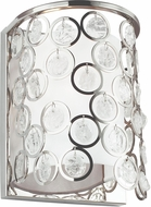 Feiss WB1823PN Lexi Modern Polished Nickel Wall Sconce