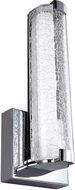 Feiss WB1870CH-LED Cutler Modern Chrome LED Wall Sconce