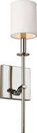 Feiss WB1873PN Hewitt Polished Nickel Wall Lighting Fixture
