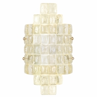 Fine Art Lamps 840650 Constructivism Modern 13.75  Tall Wall Lamp