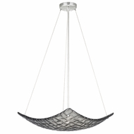 Fine Art Lamps 841240 Constructivism Contemporary 27  Wide Pendant Light