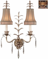 Fine Art Lamps 409050-2ST Pastiche Gold Lighting Sconce