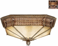 Fine Art Lamps 618440-2ST Pastiche Traditional Silver LED Ceiling Light