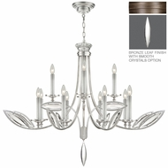 Fine Art Lamps 843740 Marquise 36  Tall Lighting Chandelier
