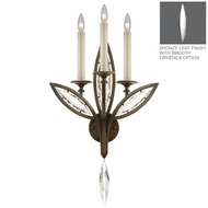 Fine Art Lamps 844650 Marquise 31  Tall Wall Sconce Light