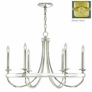 Fine Art Lamps 846140-2 Grosvenor Square Antique Hand-Rubbed Solid Brass Finish 23 Tall Hanging Chandelier