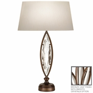 Fine Art Lamps 850210 Marquise 29  Tall Table Light