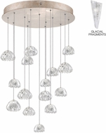 Fine Art Lamps 853140-208ST Natural Inspirations Modern Gold Halogen Multi Drop Ceiling Lighting