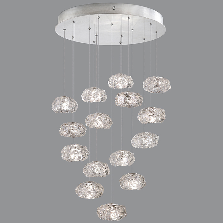 Fine art lamps 853140 natural inspirations 21 wide halogen multi fine art lamps 853140 natural inspirations 21nbsp wide halogen multi pendant lighting loading zoom aloadofball Images