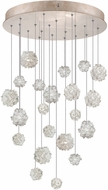 Fine Art Lamps 853240-205ST Natural Inspirations Contemporary Gold Halogen Multi Ceiling Pendant Light