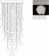 Fine Art Lamps 853440-105ST Natural Inspirations Modern Silver Halogen Multi Ceiling Light Pendant