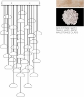 Fine Art Lamps 853440-205ST Natural Inspirations Contemporary Gold Halogen Multi Pendant Light