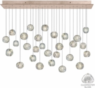 Fine Art Lamps 853640-207ST Natural Inspirations Contemporary Gold Halogen Multi Ceiling Light Pendant