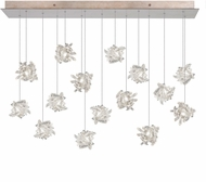 Fine Art Lamps 853740-202ST Natural Inspirations Contemporary Gold Halogen Multi Hanging Light