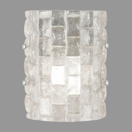 Fine Art Lamps 865050-21ST Contructivism Modern Silver LED Wall Sconce Lighting