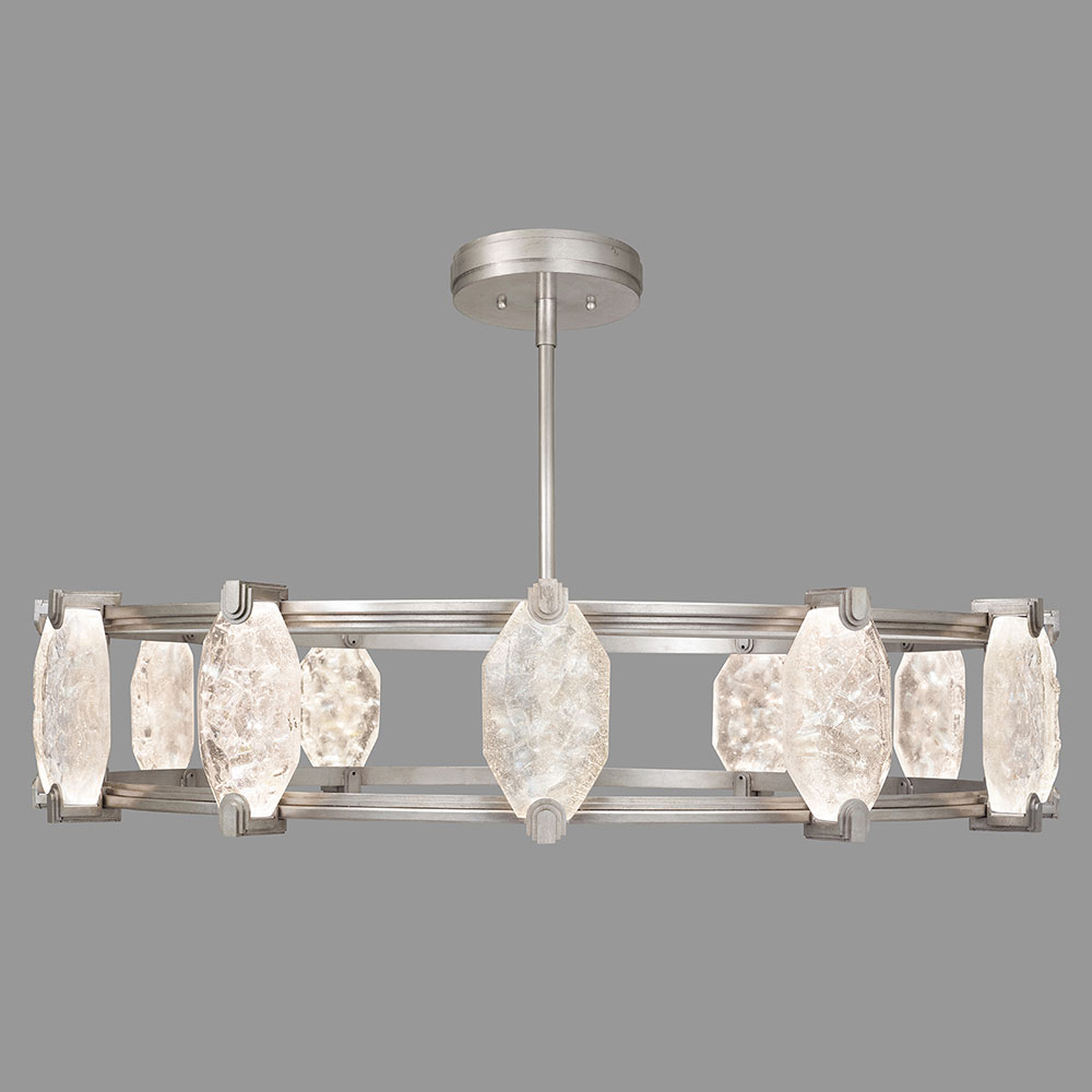 Fine art lamps 872940 1st allison paladino contemporary silver fine art lamps 872940 1st allison paladino contemporary silver leaf led ceiling chandelier loading zoom arubaitofo Choice Image