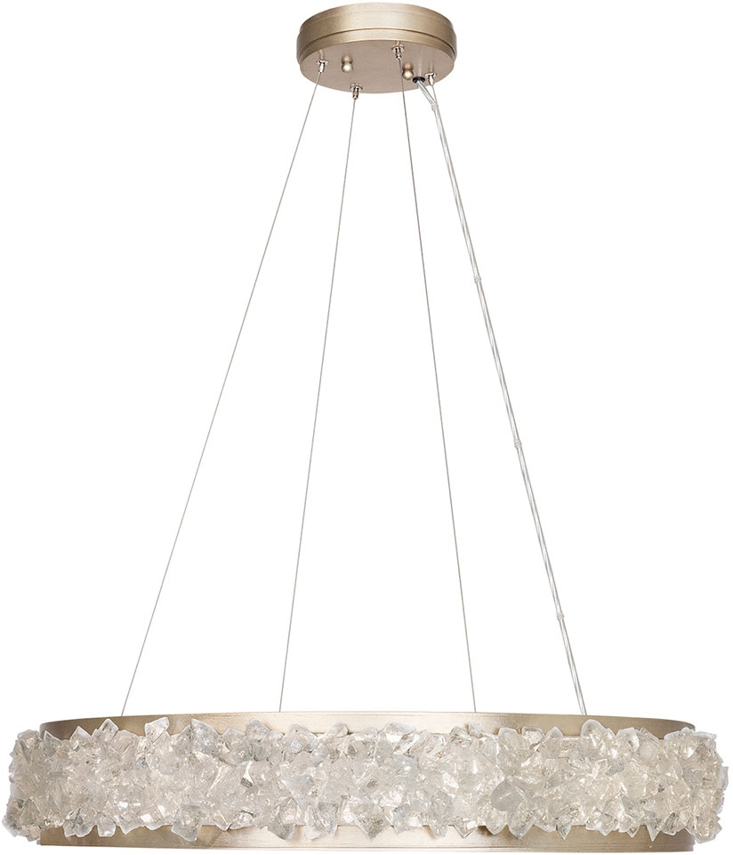 Fine art lamps 878140 1st arctic halo champagne tinted gold leaf fine art lamps 878140 1st arctic halo champagne tinted gold leaf drop ceiling light fixture loading zoom arubaitofo Choice Image