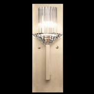 Fine Art Lamps 878550-2ST Neuilly Soft Gold Leaf Lamp Sconce