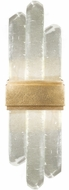 Fine Art Lamps 882150-2ST Lior Contemporary Gold LED 14  Wall Lighting Fixture