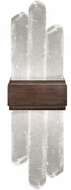 Fine Art Lamps 882150-31ST Lior Modern Bronze LED 14  Wall Light Sconce