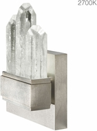 Fine Art Lamps 882450-11ST Lior Modern Silver LED 11.5  Lighting Sconce