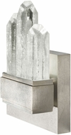 Fine Art Lamps 882450-1ST Lior Contemporary Silver LED 11.5 Lamp Sconce