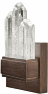 Fine Art Lamps 882450-3ST Lior Contemporary Bronze LED 11.5 Wall Lighting Sconce